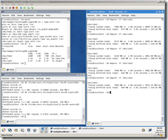 Centos_scsi_disk_benchmark