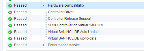 VMware VSAN 6.2 view more informations