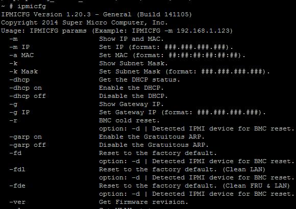 Как настроить IPMI на серверах Supermicro в ESXI 5.5-04
